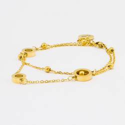 Rumi-X Bracelet - Gold