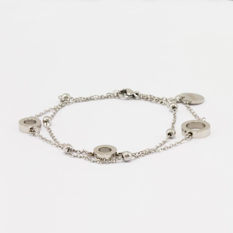 Rumi-X Bracelet - Silver