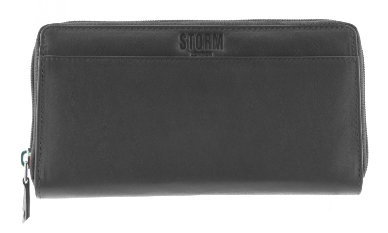 Seabrook Large  purse - Black