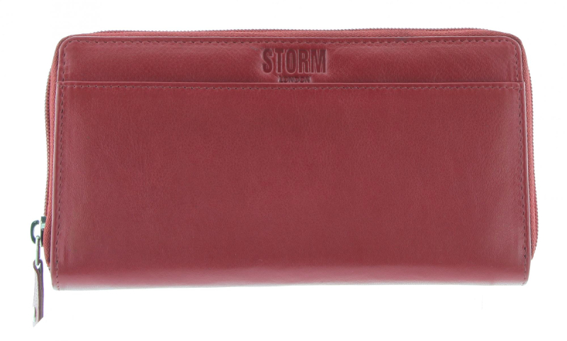 Seabrook Large  purse - Red