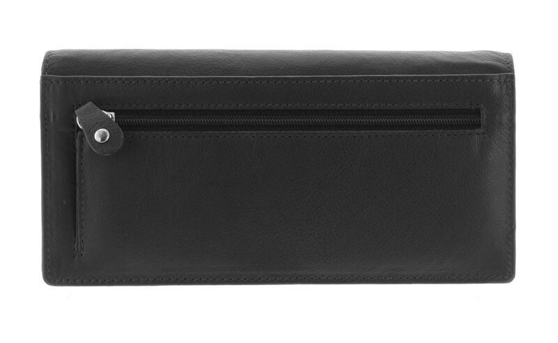 Skylark Large purse - Black