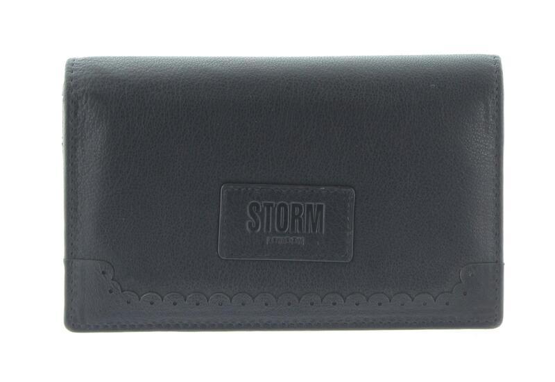 Skylark Medium purse - Black