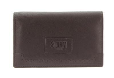 Skylark Medium purse - Brown