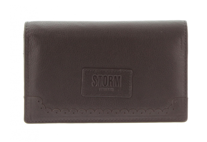 Skylark Medium purse - Brown