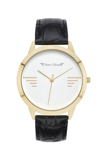 TC BAYSWATER LEATHER GOLD