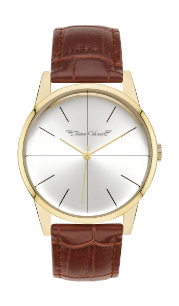 TC DALSTON LEATHER GOLD