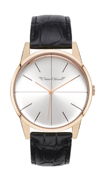 TC DALSTON LEATHER ROSE GOLD