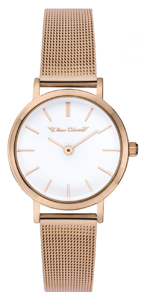 TC HIGHBURY MESH ROSE GOLD