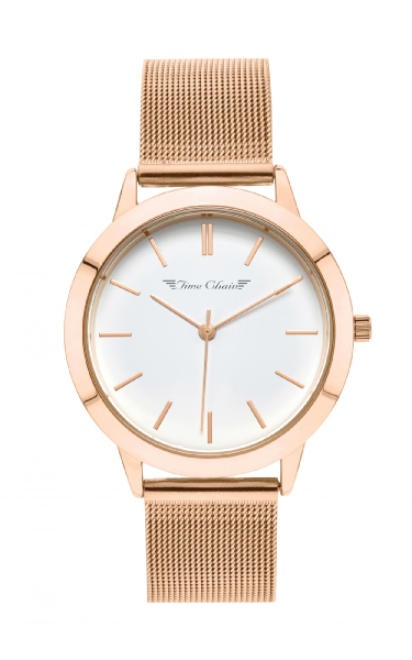 TC HOMERTON MESH ROSE GOLD