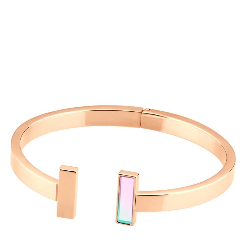 Tigi Bangle - Rose Gold