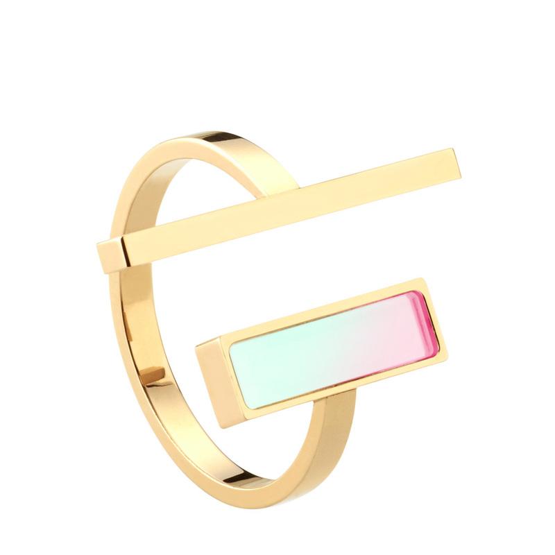 Tigi ring - Gold / L