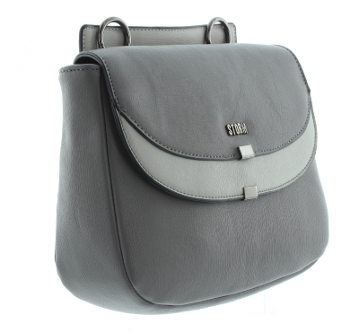 TILLY HANDBAG DARK GREY