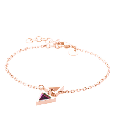 TRIANA BRACELET ROSE GOLD