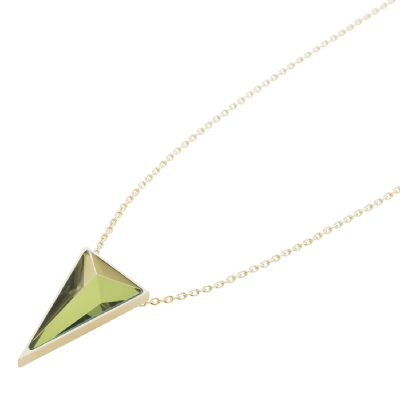 Triana Necklace - Gold