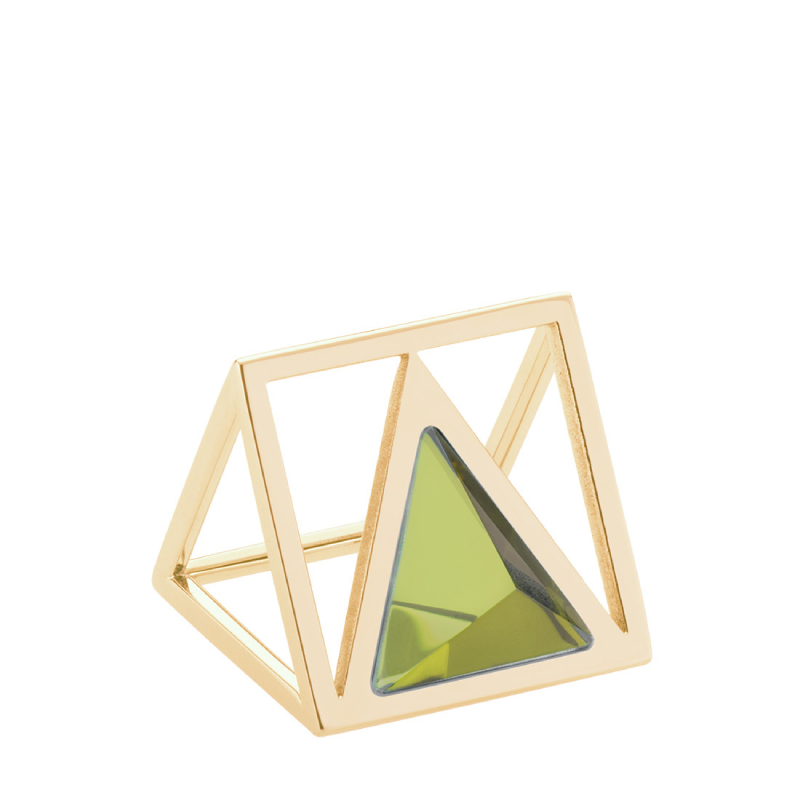 Triana Ring - Rose Gold - L