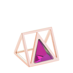 Triana Ring - Rose Gold - M