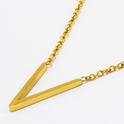 Trima Necklace - Gold #