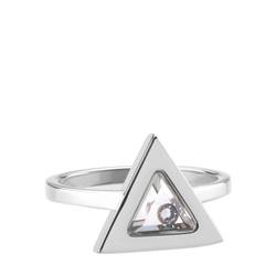 Tryla Ring - Silver - L