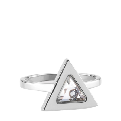 Tryla Ring - Silver - L