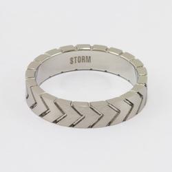 Tyrex ring - Silver - W