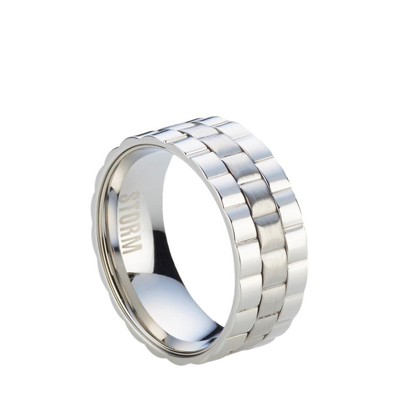 Velo Ring - Silver - S