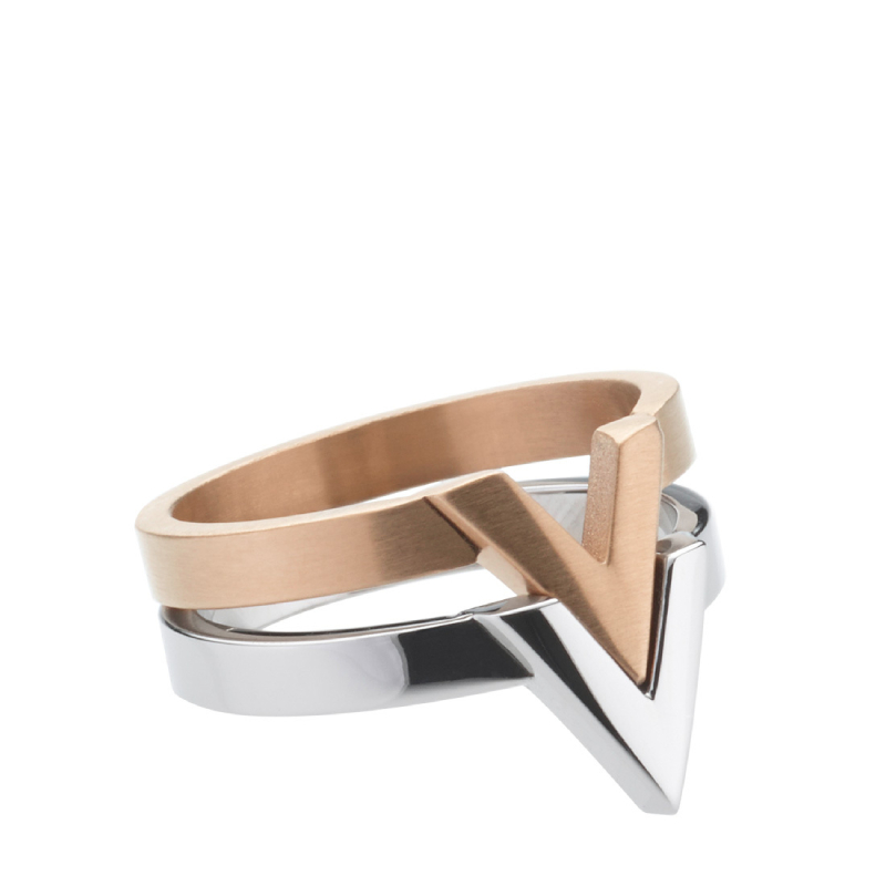 Venus Ring - Rose Gold - P
